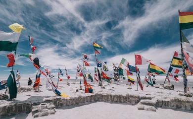 Papiers peints Amérique du Sud Salar de Uyuni, Bolivia