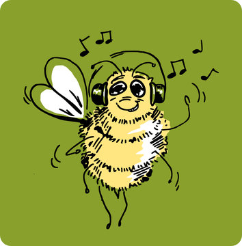 music bee - listning to music list
