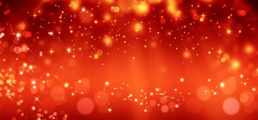 elegant red festive background Fototapete