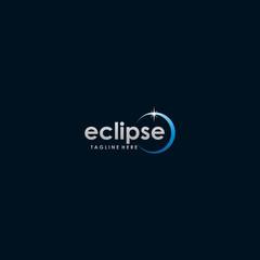eclipse logo template design inspiration