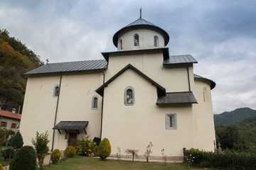 Monastère de Moraca, Monténégro