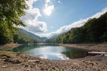 Balade au lac Biogradsko, Monténégro