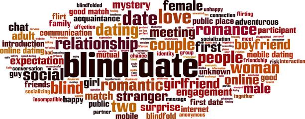 Blind datum online dating