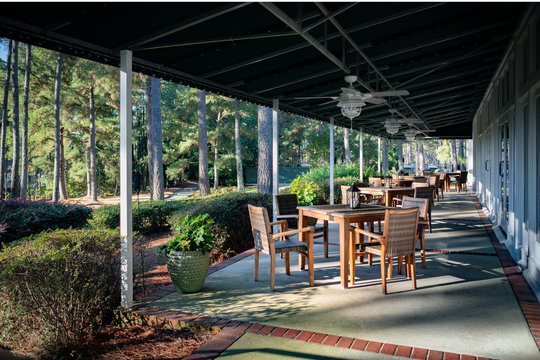 Golf course country club resort lifestyle