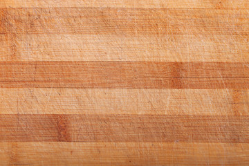 Background of old wooden cutting board Wall mural