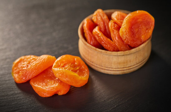 dried apricots, fruits