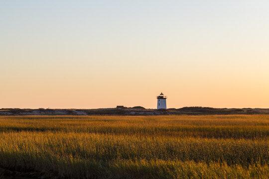 Wood End Lighthouse, Provincetown, Cape cod,Massachusetts