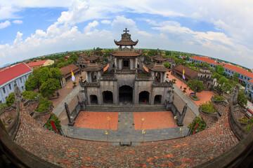 Phat Diem Cathedral Ninh Binh