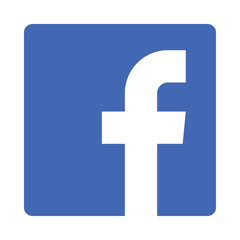 VORONEZH, RUSSIA - NOVEMBER 10, 2018: Facebook logo icon