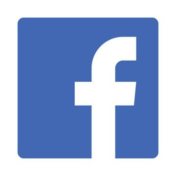 VORONEZH, RUSSIA - NOVEMBER 10, 2018: Facebook logo icon