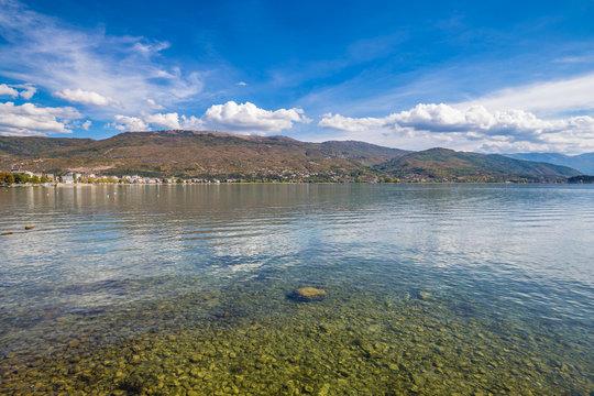 Ohrid Lake - Ohrid, Macedonia