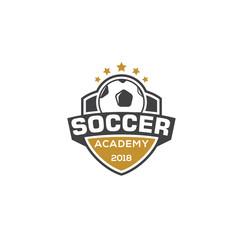 Soccer Logo, American Logo Sports Emblem