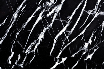 Papiers peints Marbre Marble background in admirable black and white colors for your interior. High quality texture.