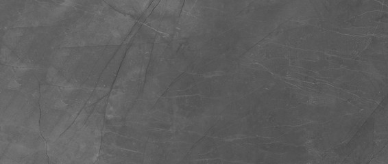 Grey Marble Texture Background With Grey Curly Veins, Smooth Natural Breccia Marble Tiles, It Can Be Used For Interior-Exterior Home Decoration And Ceramic Tile Surface, Wallpaper, Architectural Slab
