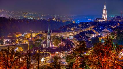 Fotorollo Aubergine lila Bern Switzerland