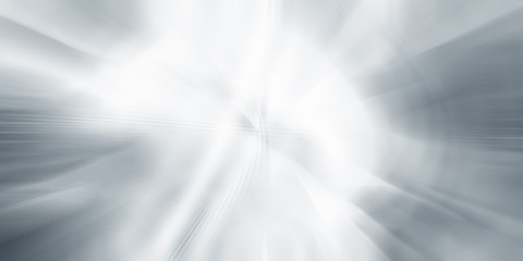 white and gray motion background / grey gradient abstract background