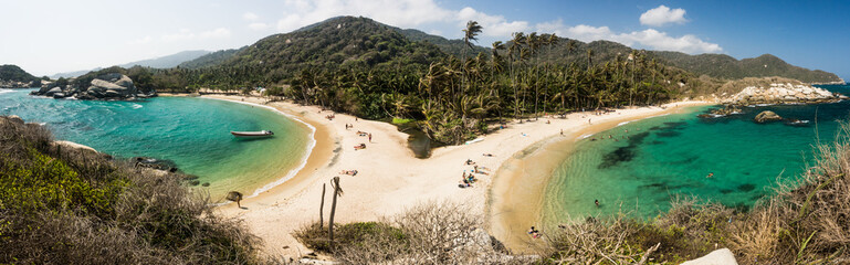 Cabo Juan in the parque Tayrona