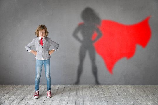 Teenager dreams of becoming a superhero