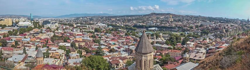 Georgien- Hauptstadt Tiflis