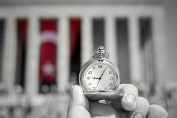 november 10 death date of Mustafa Kemal Ataturk