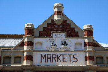 Fremantle Markets in Fremantle, Western Australia
