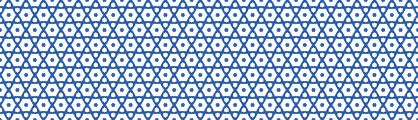 Islamic script in the decor of oriental architecture. Traditional Arabic motifs, ceramic tiles to decorate palaces and mosques. Oriental patterns for fashion design,  home decor, fabric and wrapping