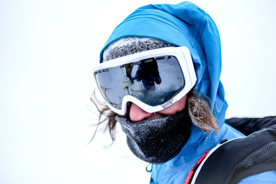 Winter extreme conditions – cold, wind and snow