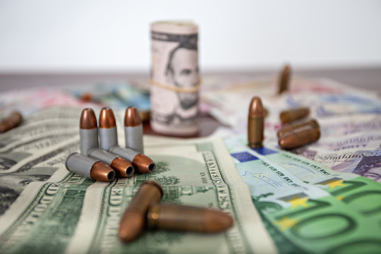 Bullets and money