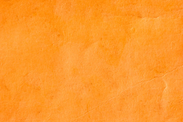 Orange Textured Paper for background