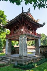 Khue Van Cac pavilion in Temper of Literature ( Van Mieu ) - Vietnam first national university, was built in 1070