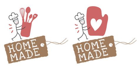 Logo home made