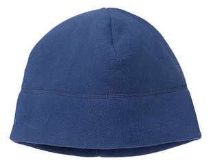 knitted hat unisex winter isolated