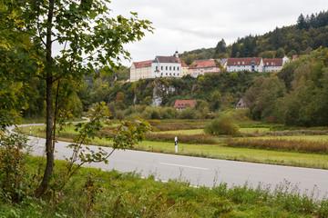 Mariaberg bei Gammertingen im Laucherttal