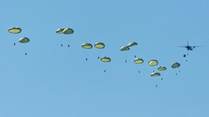 Paratrooper.