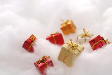 クリスマスの小物雑貨やオーナメント
