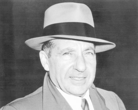 Frank Costello boss of the Genovese crime family