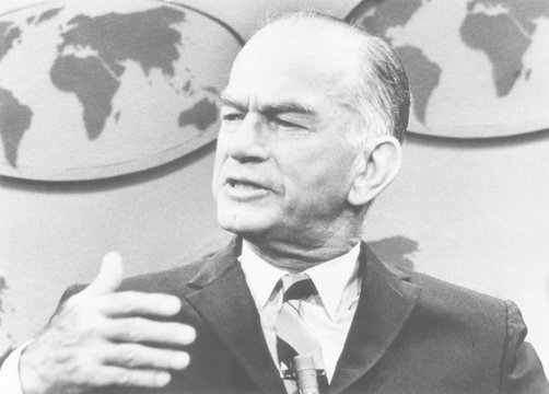 Sen. J. William Fulbright was Chrm. of the Foreign Relations Committee from 1959 to 1974. He was