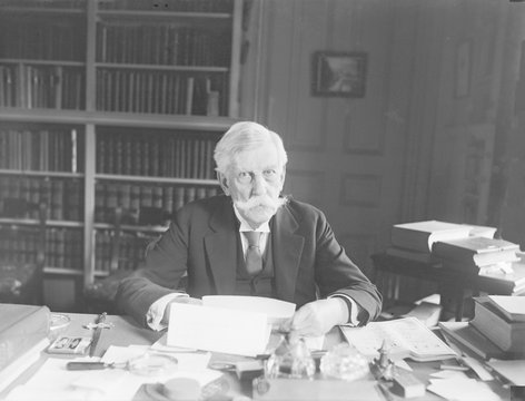 Oliver Wendel Holmes Jr. (1841-1935), Supreme Court Justice, brought deep learning and a philosophical approach to Supreme Court deliberations