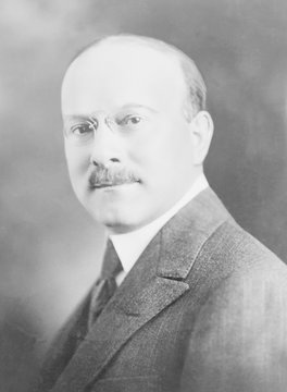 Andre Citroen (1878-1935), French automobile manufacturer, sometimes called the Henry Ford of France