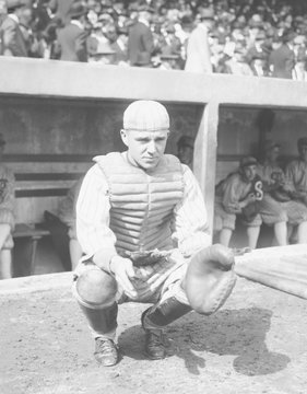 Ray Schalk changed the way the catchers position was played