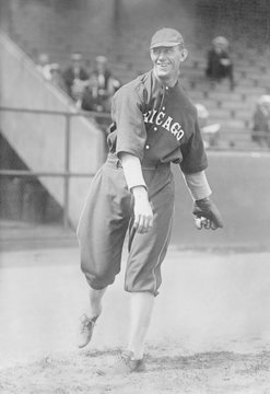 John Shano Collins was a right fielder and first baseman for the Chicago White Sox in the 1910s