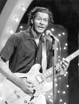 Chuck Berry, 1973