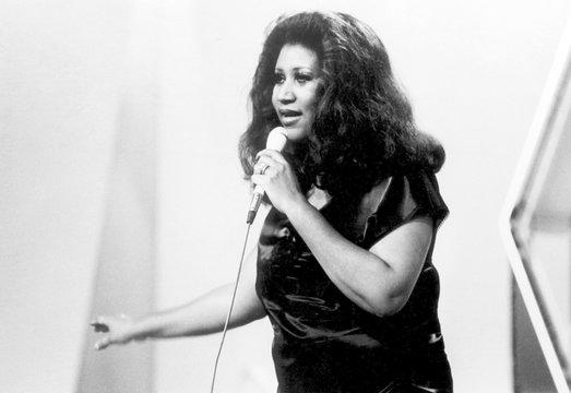 Aretha Franklin, ca. late 1970s