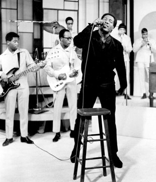 Otis Redding, circa 1967