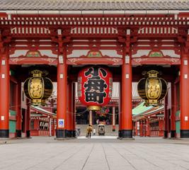 Fototapeten Kultstatte Entrance of Sensoji Temple