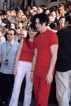The White Stripes at the MTV Movie Awards