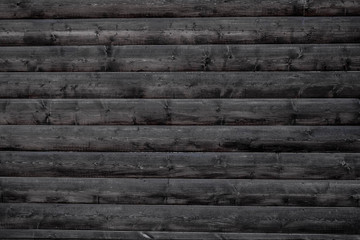 Old wood background old wooden wall BW Wall mural