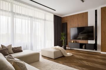 Elegant designed living room