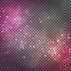 Beautiful blurred background in pink and purple