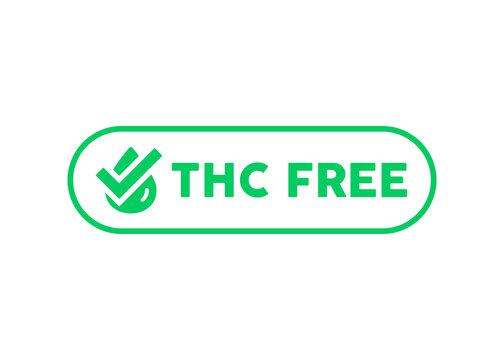 THC free vector icon